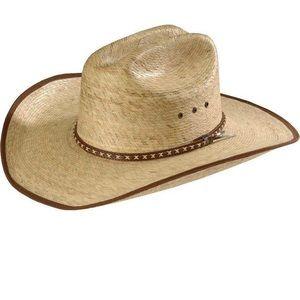 Resistol Men's Classic Mexican Palm Cattleman Hat